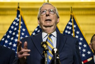 , Mitch McConnell Isn't About to Let Biden Confirm a Supreme Court Justice, Saubio Making Wealth