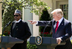 , Trump Congratulates Nigeria's Autocratic Ruler for Banning Twitter, Saubio Making Wealth