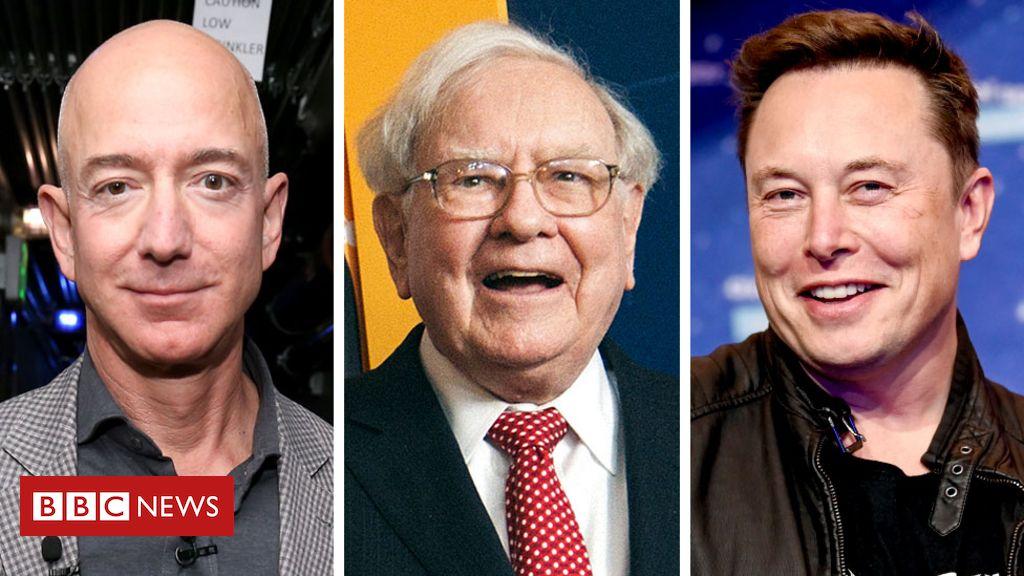 , US super-rich 'pay almost no income tax', Saubio Making Wealth