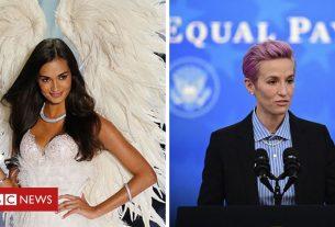 , Victoria's Secret hires Megan Rapinoe in rebrand, Saubio Making Wealth