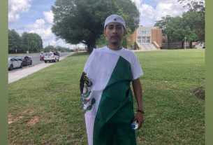 , Watch This Student Get Denied a Diploma for Wearing a Mexican Flag, Saubio Making Wealth