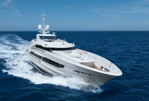 , Heesen Yacht's Arkadia is a Beauty to Behold!, Saubio Making Wealth