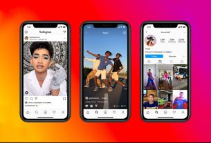 , Instagram insists on competing with TikTok and will now prioritize video over photos, Saubio Making Wealth