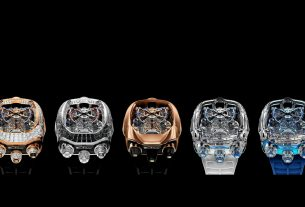 , Jacob & Co. Unleashed Yet Another Time Beast On The Horological World, Saubio Making Wealth