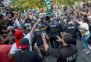 , Man on Racist Rant Told People to Show Up at His House. So They Did., Saubio Making Wealth
