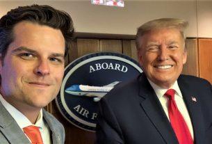 , Matt Gaetz Has a Wild New Plan to Make Trump President Again, Saubio Making Wealth