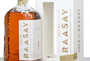 , Raasay Single Malt Made In The Island, Saubio Making Wealth