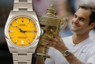 , Rolex Ambassadors Make it to the Quarter and Semi-Finals of Wimbledon, Saubio Making Wealth