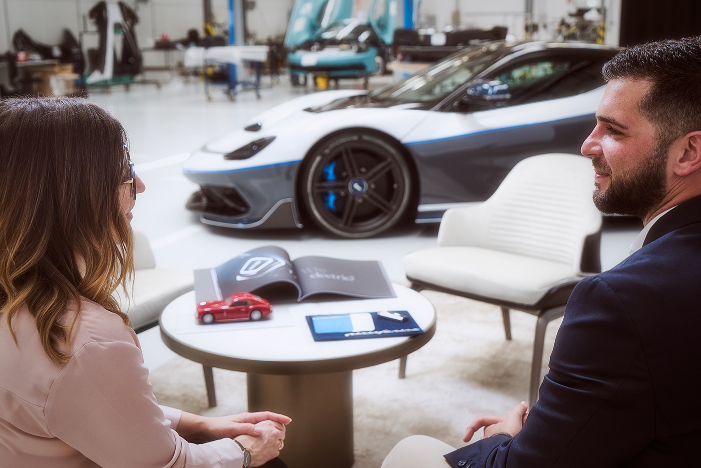 , Take a Look at this New York Inspired Pininfarina Battista Hypercar, Saubio Making Wealth