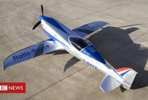 , The little tech firm gunning for an airspeed record, Saubio Making Wealth