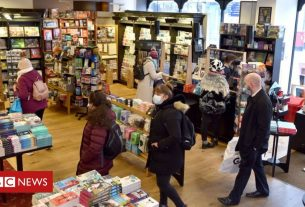 , Waterstones to encourage shoppers to wear masks in stores, Saubio Making Wealth