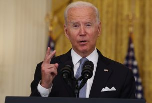 , Biden Is Blaming Trump and Afghanistan's Government for the Taliban Takeover, Saubio Making Wealth