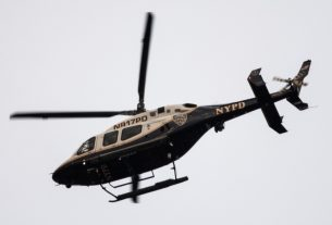, Cops Sent a Helicopter, a Drone, and Cars to Go After a Graffiti Artist, Saubio Making Wealth