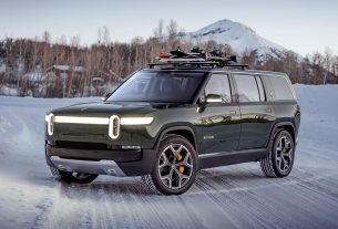 , Meet the 2021 Rivian R1T and R1S, The Electric Ear which Jeff Bezos Drove to his Space Flight Launch, Saubio Making Wealth