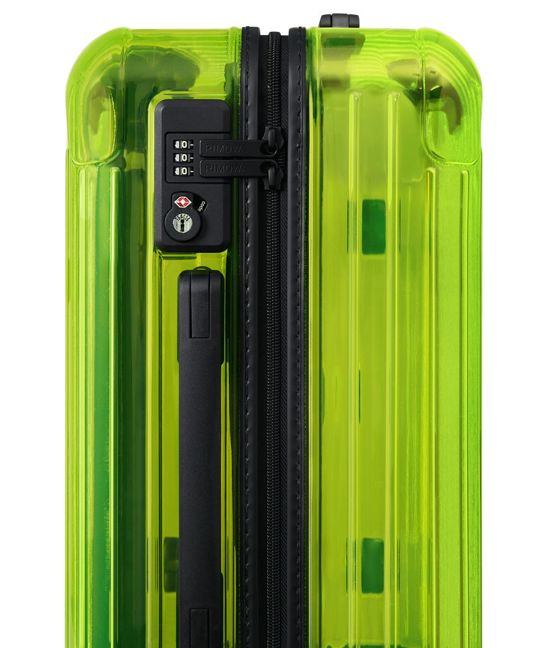, New RIMOWA Neon Travel Suitcase Collection, Saubio Making Wealth