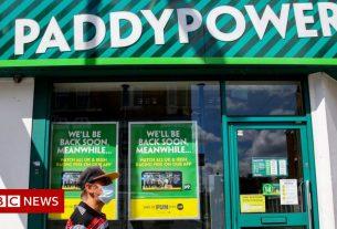 , Paddy Power owner betting shop revenue rebounds, Saubio Making Wealth