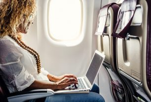 , Stuck on a Long Flight? Here's What You Can Do, Saubio Making Wealth