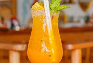 , ThePassion Cocktailfrom Milaidhoo Island Maldives, Saubio Making Wealth