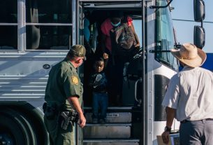 , A Fleet of Prison Buses Is Being Deployed to Move Haitian Migrants, Saubio Making Wealth