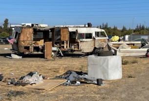 , Apple Is Clearing a Huge Homeless Encampment on Its Property, Saubio Making Wealth