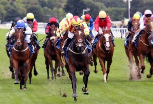 , The Early Favorites for the Middle Park Stakes, Saubio Making Wealth