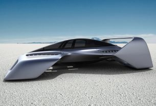 , Urban eVTOL Leo Coupe is a Sci-fi Flying Car with a 250 mph Top Speed, Saubio Making Wealth