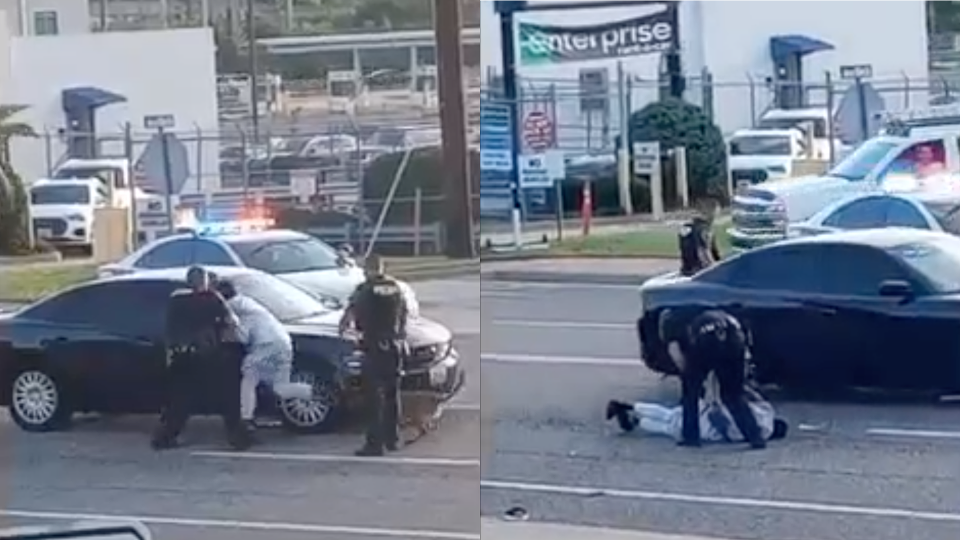 , Woodson Terrace Police Sic Police Dog on Black Man Already in Custody, Saubio Making Wealth