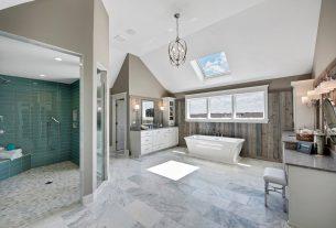 , Suitable Flooring Materials for a Restroom, Saubio Making Wealth